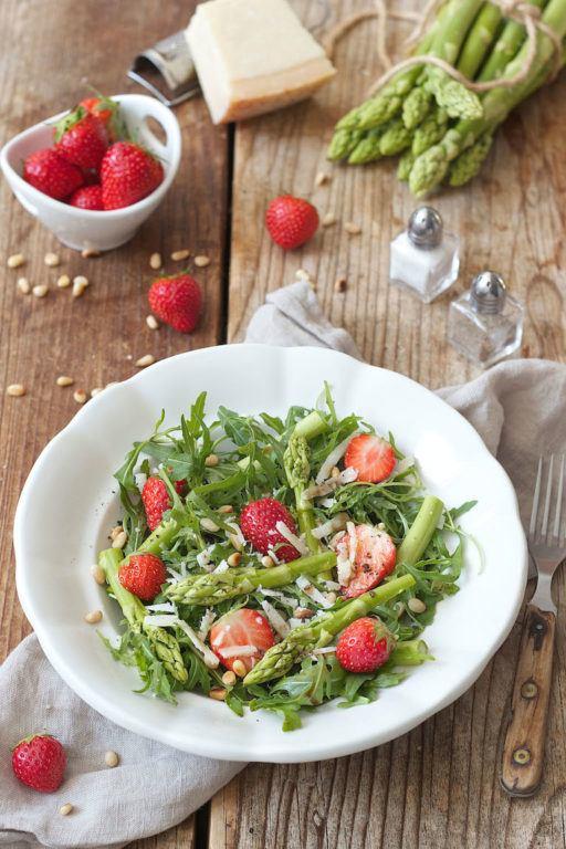 Spargel Erdbeer Salat von Sweets & Lifestyle®