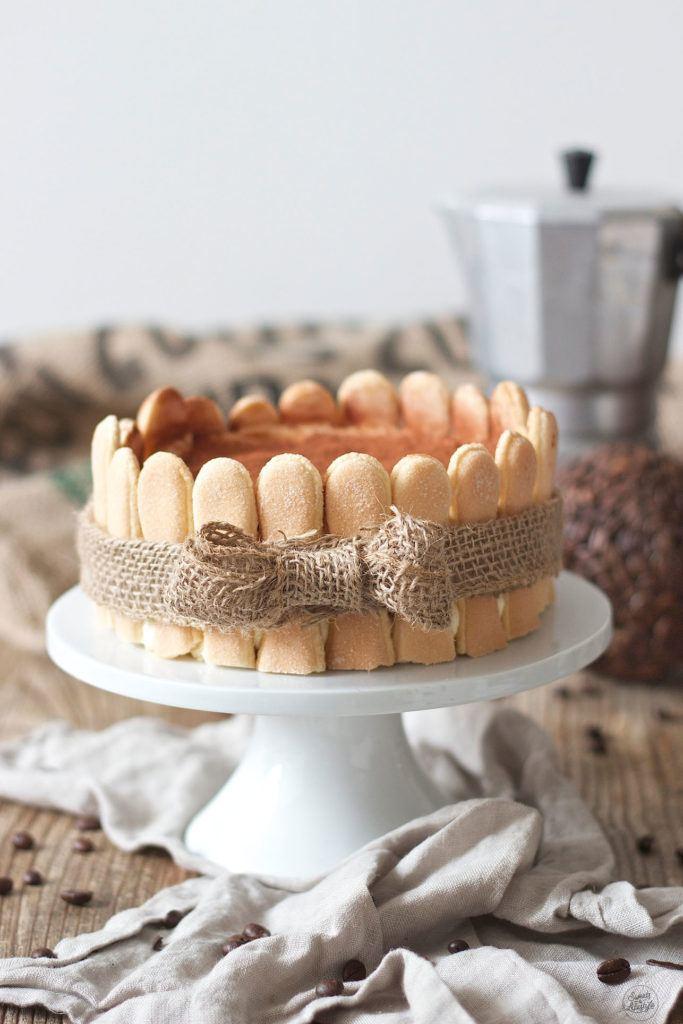 Tiramisu Torte Rezept von Sweets & Lifestyle®