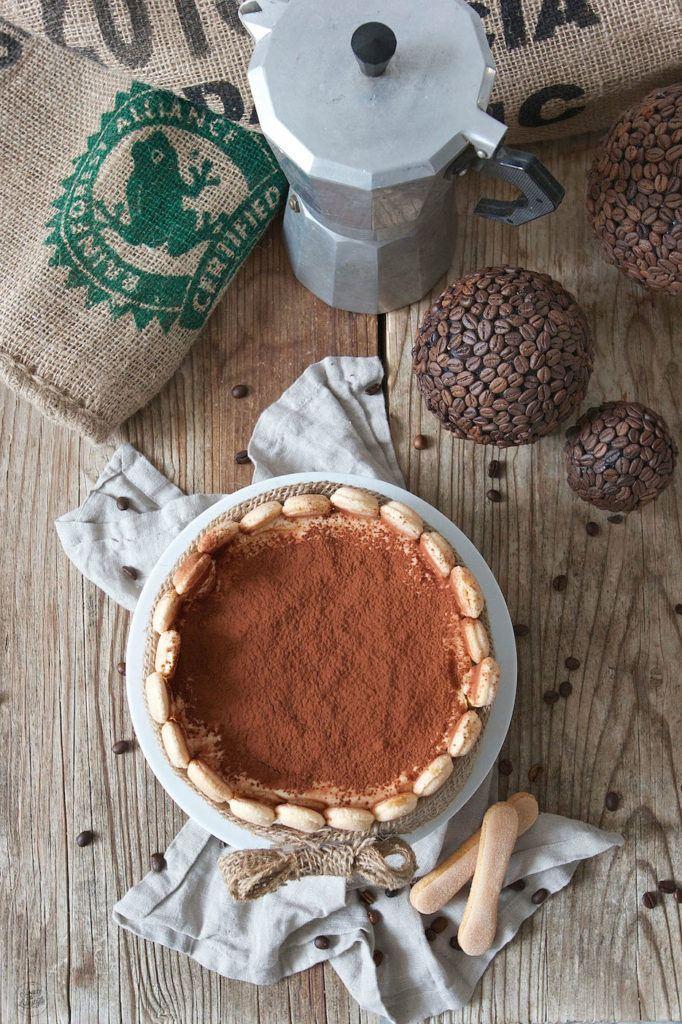 Tiramisu Torte mit Mascarpone ohne Ei von Sweets & Lifestyle®
