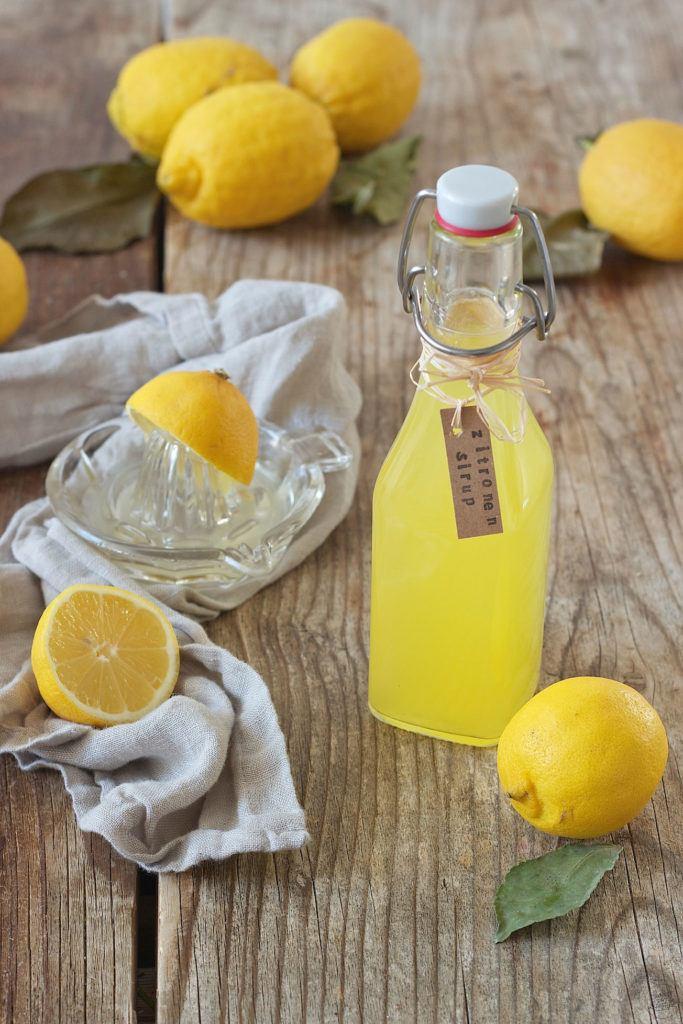 Zitronensirup Rezept von Sweets & Lifestyle®