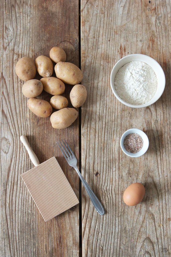 Zutaten für einen Gnocchiteig von Sweets & Lifestyle®