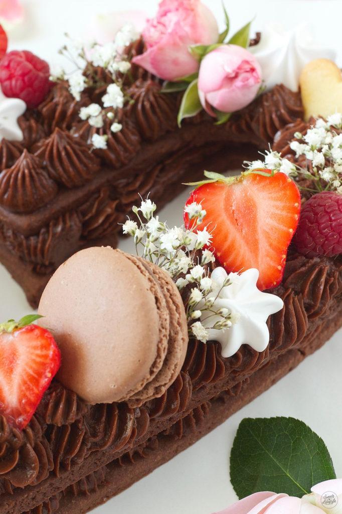 Cream Tarte in Herzform als Muttertagstorte von Sweets & Lifestyle®