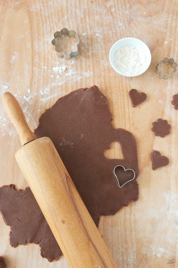 Dunkler Mürbteig Grundrezept von Sweets & Lifestyle®
