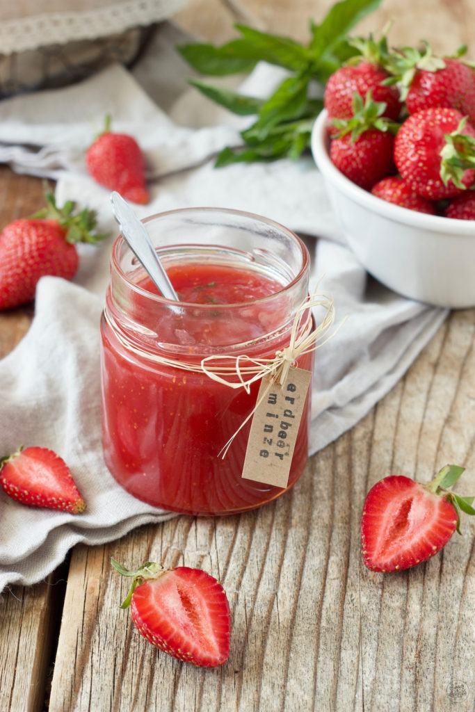 Erdbeer-Minze-Marmelade von Sweets & Lifestyle®