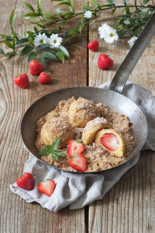 Erdbeerknödel Rezept von Sweets & Lifestyle®