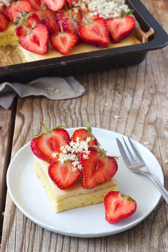Erdbeerkuchen Rezept von Sweets & Lifestyle®