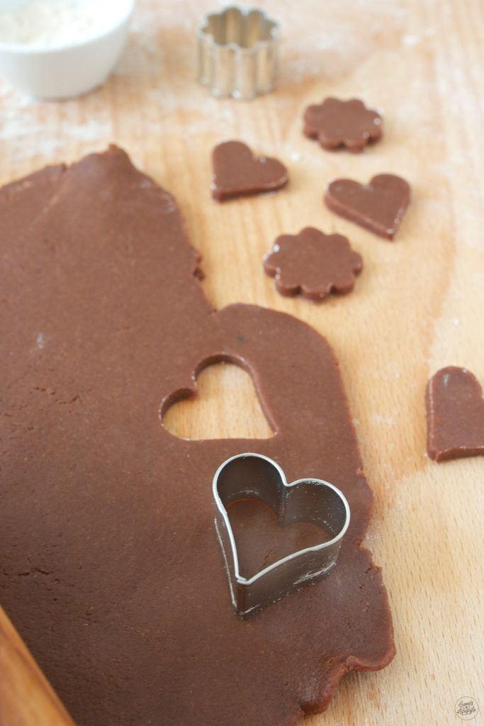 Grundrezept Dunkler Mürbteig (Kakaomürbteig) von Sweets & Lifestyle®