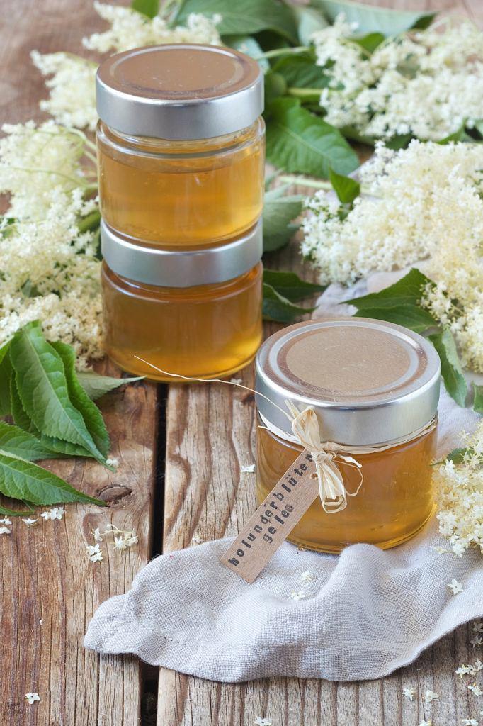 Holunderblütengelee Rezept von Sweets & Lifestyle®