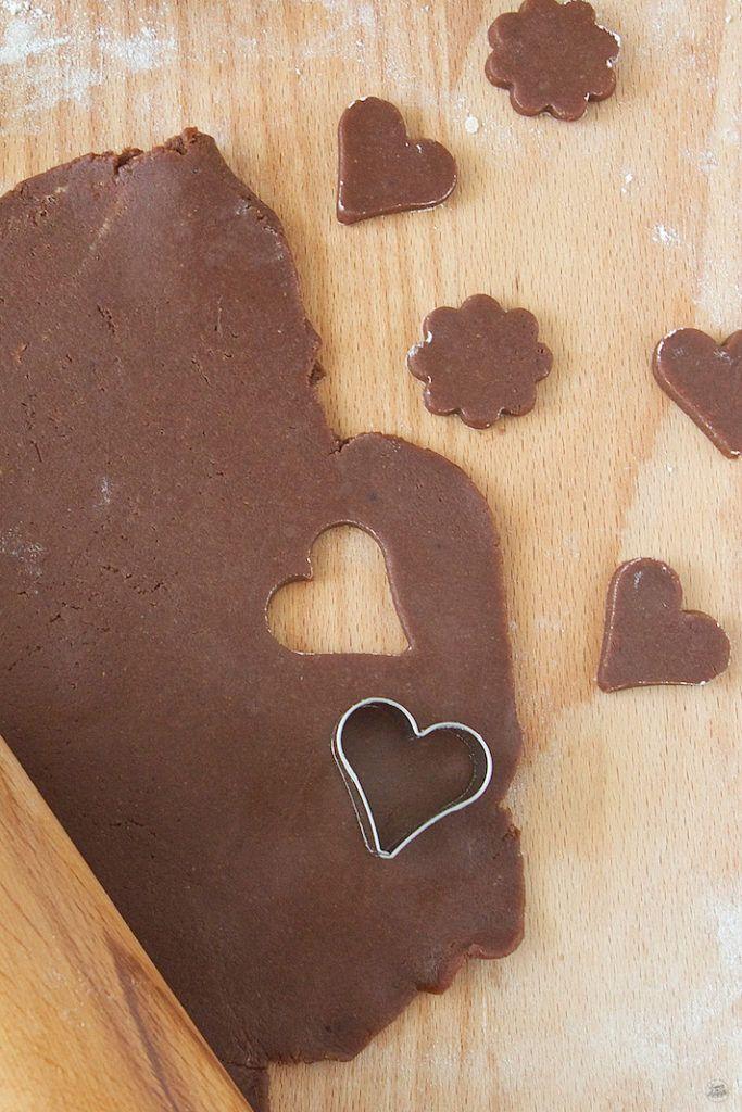 Kakaomürbteig (dunkler Mürbteig) Grundrezept von Sweets & Lifestyle®