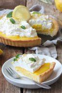 Rezept für eine Zitronentarte von Sweets & Lifestyle®