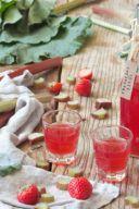 Rezept für einen Rhabarberlikör von Sweets & Lifestyle®