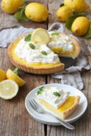 Zitronen Tarte Rezept von Sweets & Lifestyle®
