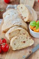 Ciabatta Brot Rezept mit getrockneten Tomaten von Sweets & Lifestyle®