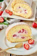 Erdbeerroulade Rezept von Sweets & Lifestyle®