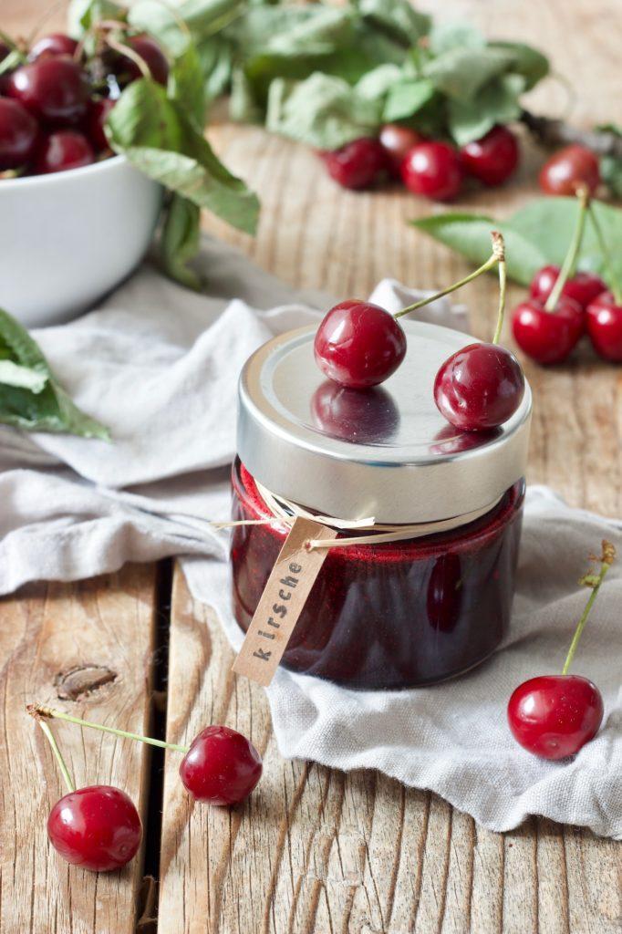 Kirschmarmelade Rezept von Sweets & Lifestyle®