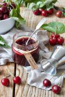 Kirschmarmelade mit Amaretto verfeinert von Sweets & Lifestyle®