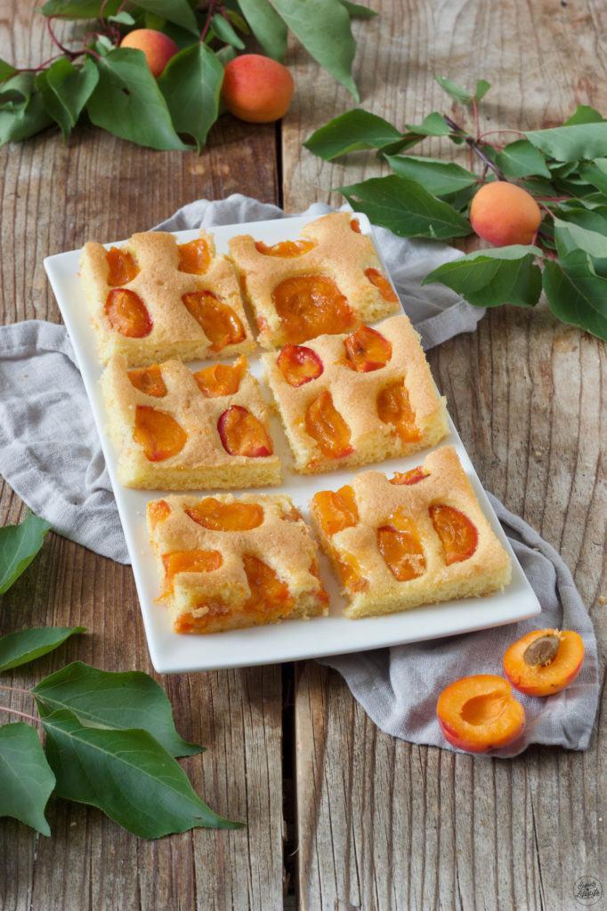 Marillenkuchen Rezept von Sweets & Lifestyle®