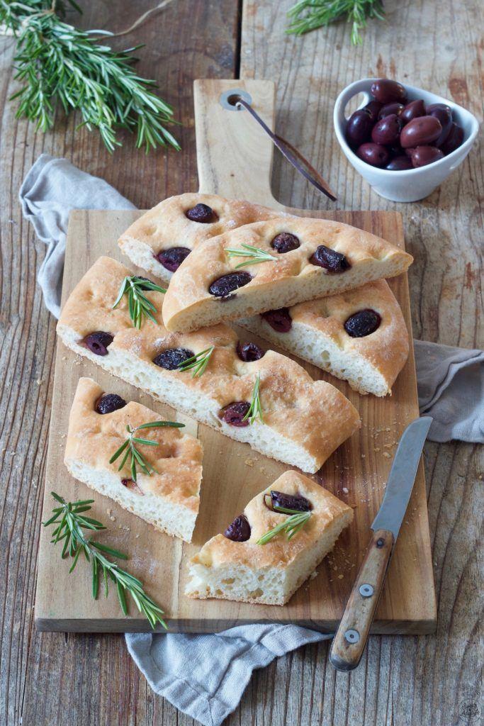 Oliven Focaccia Rezept von Sweets & Lifestyle®