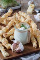 Blätterteigstangen mit Käse von Sweets & Lifestyle®