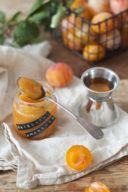 Kriecherlmarmelade mit Amaretto nach einem Rezept von Sweets & Lifestyle®
