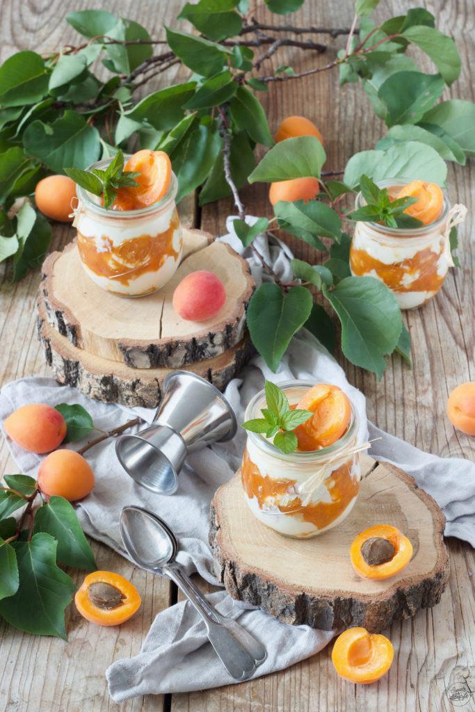 Marillen Tiramisu mit Topfen nach einem Rezept von Sweets & Lifestyle®