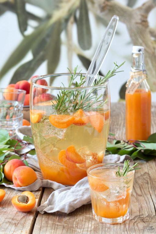 Marillenbowle nach einem Rezept von Sweets & Lifestyle®