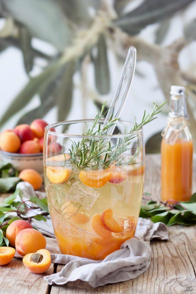 Marillenbowle selber machen ist ganz einfach nach dem Rezept von Sweets & Lifestyle®