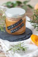 Rezept für eine Kriecherlmarmelade mit Rosmarin von Sweets & Lifestyle®