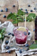 Rezept für einen Heidelbeersirup von Sweets & Lifestyle®