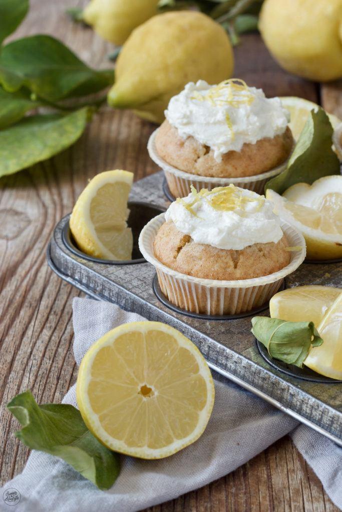 Saftige Zitronenmuffins die einfach zu machen sind von Sweets & Lifestyle®