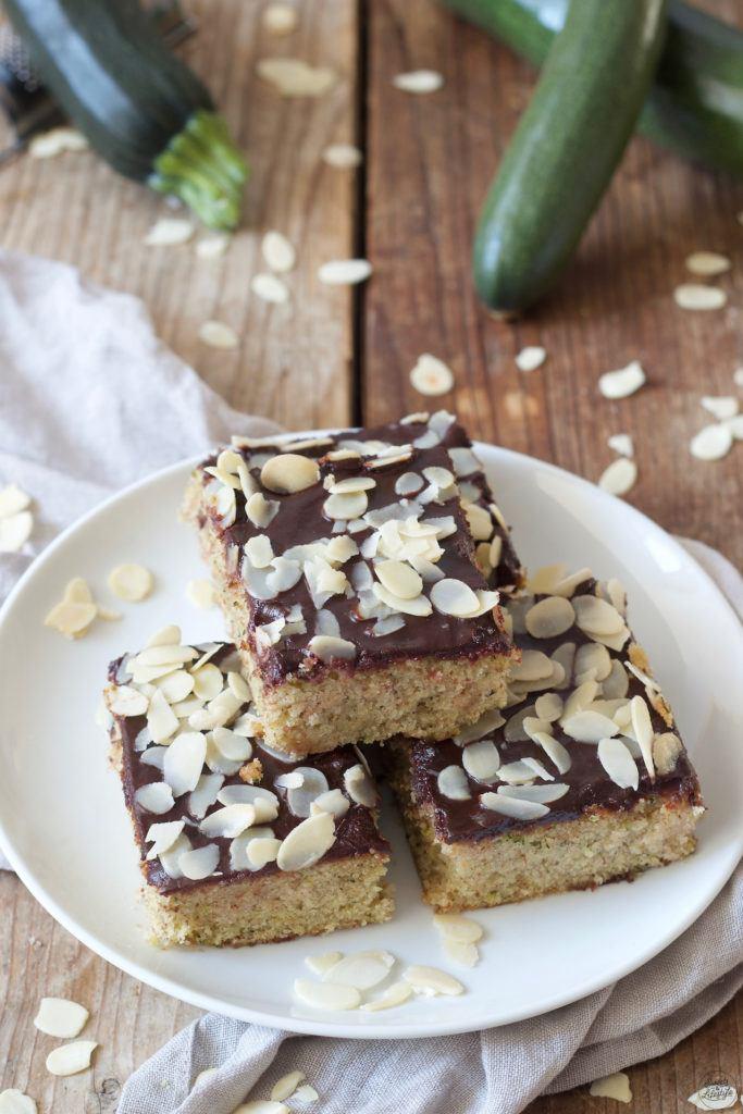 Saftiger Zucchinikuchen nach einem Rezept von Sweets & Lifestyle®