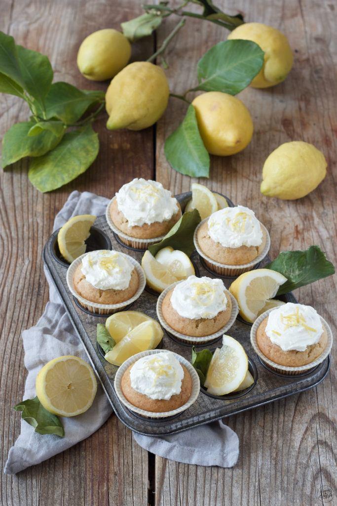 Saftige Zitronenmuffins nach einem Rezept von Sweets & Lifestyle®