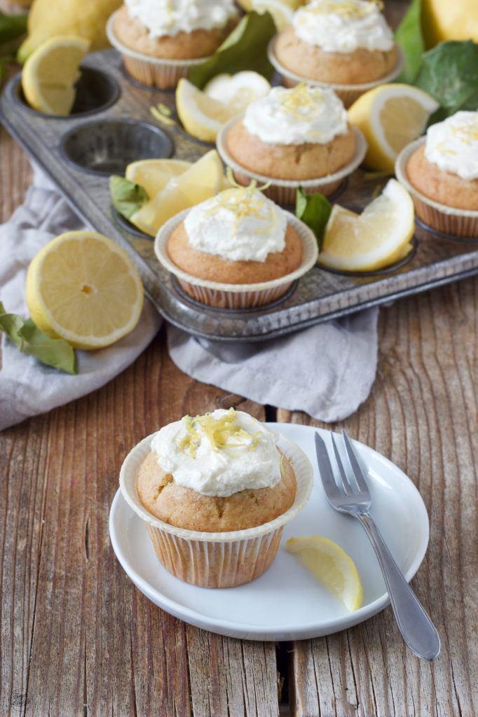 Zitronenmuffins Rezept von Sweets & Lifestyle®
