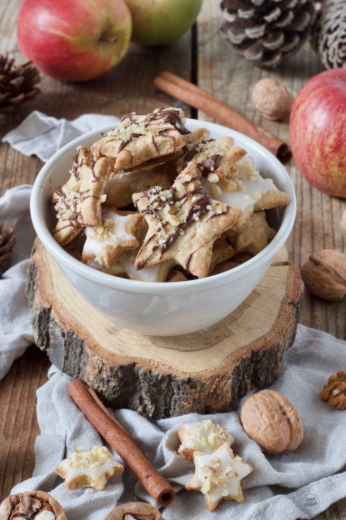 Apfel-Zimt-Kekse nach einem Rezept von Sweets & Lifestyle®