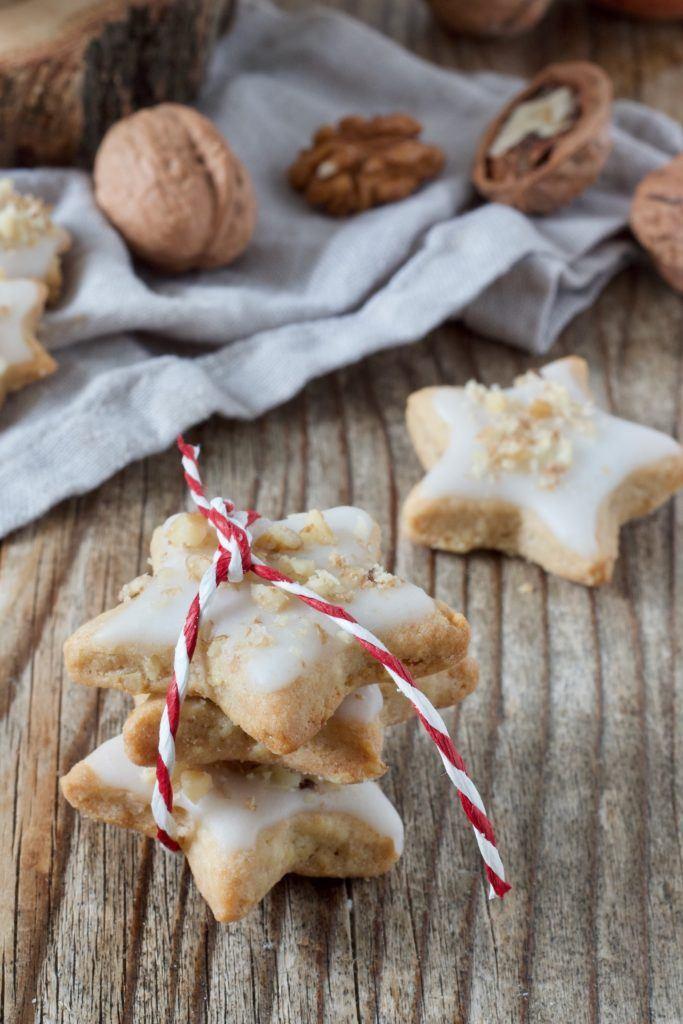 Apfel-Zimt-Kekse mit Zuckerguss verziert von Sweets & Lifestyle®