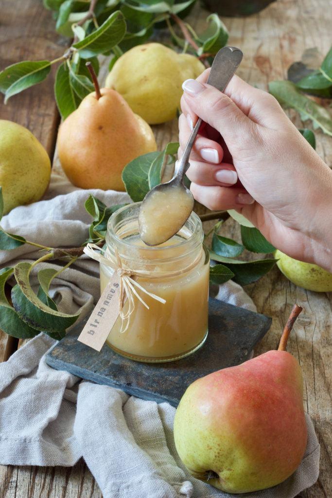 Birnenmus nach einem Rezept von Sweets & Lifestyle®
