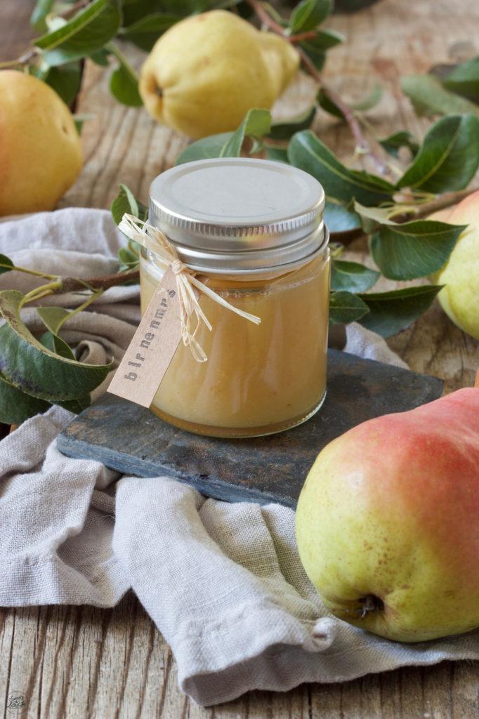Birnenmus einkochen nach dem Rezept von Sweets & Lifestyle®