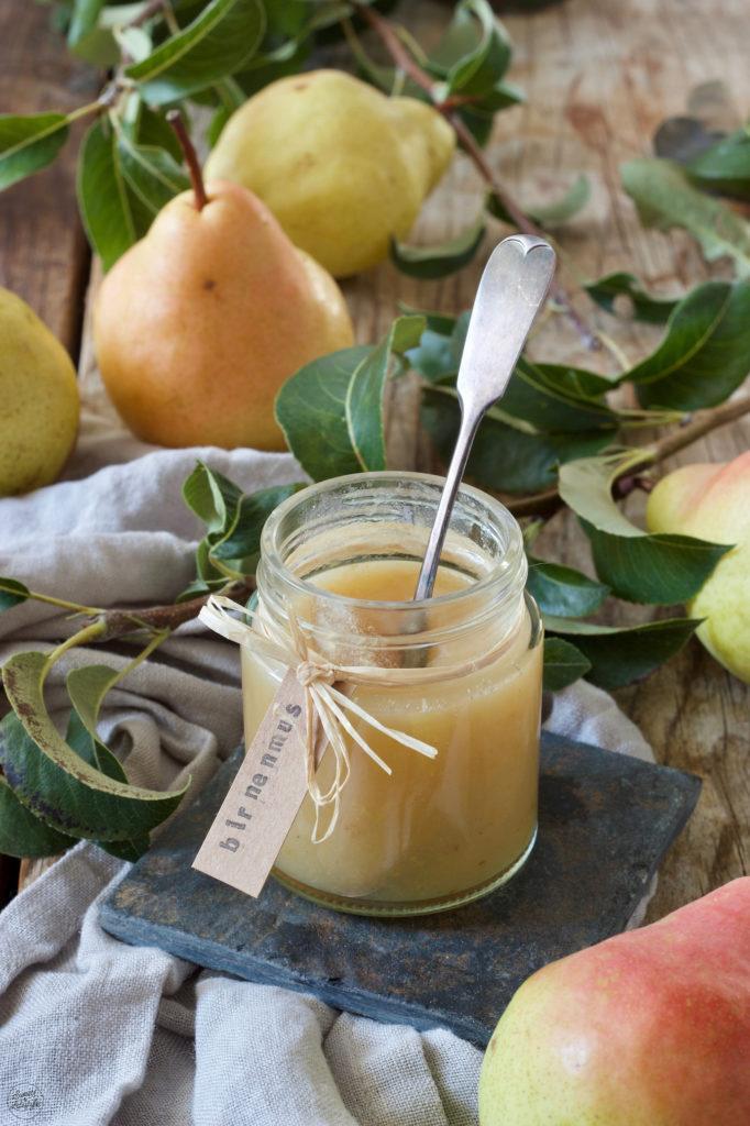 Birnenmus haltbarmachen nach dem Rezept von Sweets & Lifestyle®