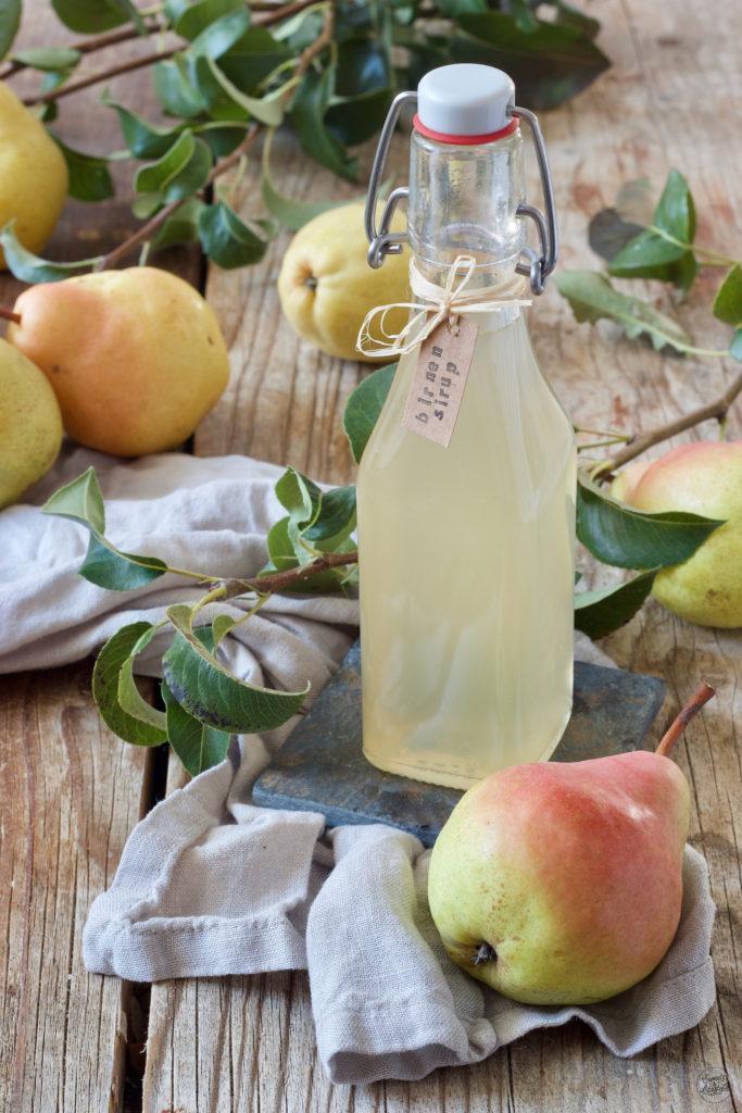 Birnensirup Rezept nach einem Rezept von Sweets & Lifestyle®