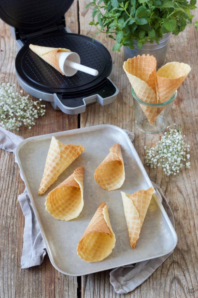 Eiswaffel Rezept von Sweets & Lifestyle®