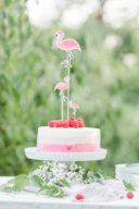 Himbeer-Eistorte im Ombre Look nach einem Rezept von Sweets & Lifestyle®