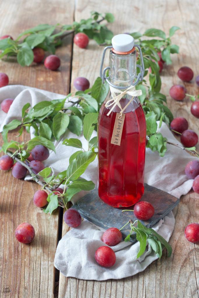 Kriecherlsirup Rezept von Sweets & Lifestyle®