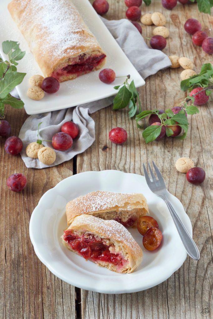 Einfaches Kriecherlstrudel Rezept von Sweets & Lifestyle®