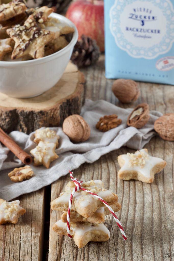 Leckere Apfel-Zimt-Kekse nach einem Rezept von Sweets & Lifestyle®