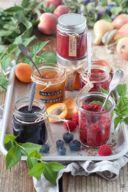 Marmeladen ohne Gelierzucker hergestellt von Sweets & Lifestyle®