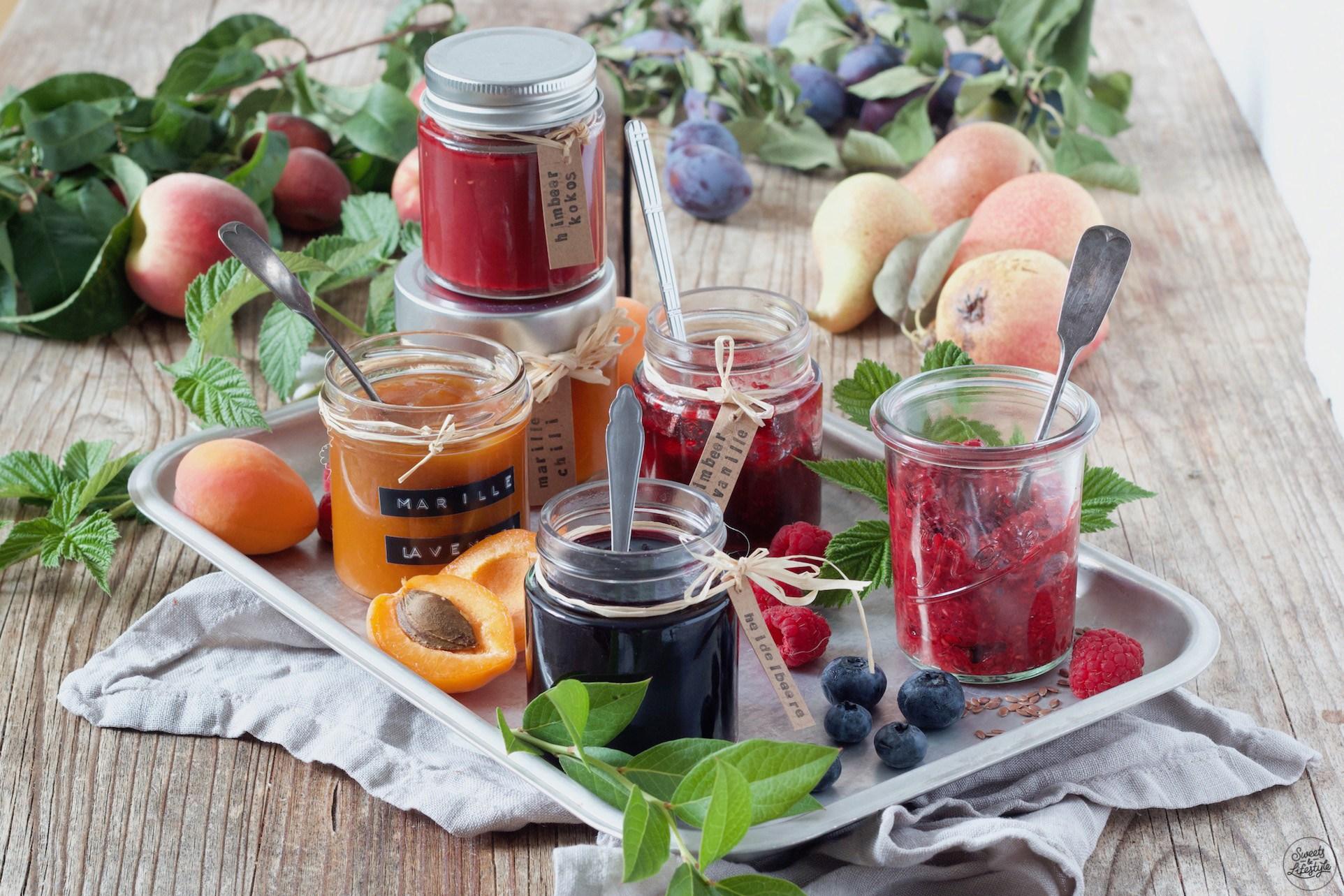 marmelade ohne gelierzucker kochen tipps tricks sweets lifestyle. Black Bedroom Furniture Sets. Home Design Ideas