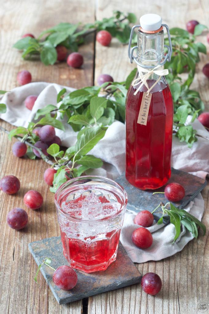 Mirabellensirup Rezept von Sweets & Lifestyle®