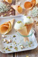 Leckeres Pistazieneis nach einem Rezept von Sweets & Lifestyle®