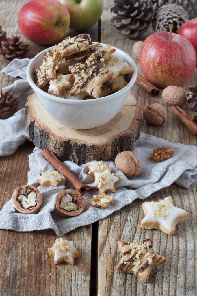 Rezept für Apfel-Zimt-Kekse von Sweets & Lifestyle®