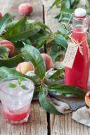 Rezept für einen Weingartenpfirsich-Sirup von Sweets & Lifestyle®